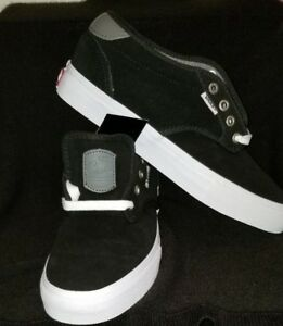 a2797edd157 Image is loading Vans-Chima-Estate-Pro-Suede-Black-White-UltraCush-