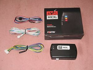 Details about Fortin EVO-RIDE High Encrypted Key Immobilizer Bypass Module  80 BIT (DEI PKTX)
