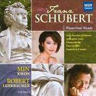 Schubert: Piano Four Hands, Vol. 1 (CD, Nov-2010, MSR Classics)