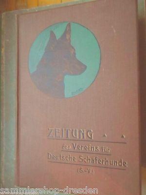 17572 Zeitung Des Vereins Für Deutsche Schäferhunde S.-v. 1933 Selten Bereitstellung Von Annehmlichkeiten FüR Die Menschen; Das Leben FüR Die BevöLkerung Einfacher Machen