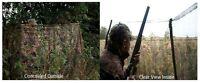 Jack Pyke 5 M Clearview Hide Net Lightweight Oak Tree Camo Netting Hunting Kit