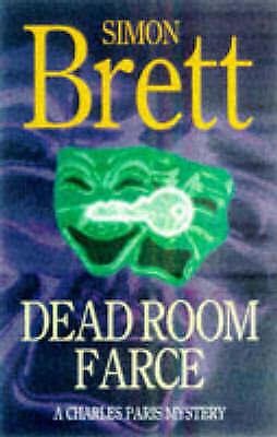 """""""AS NEW"""" Brett, Simon, Dead Room Farce, Hardcover Book"""