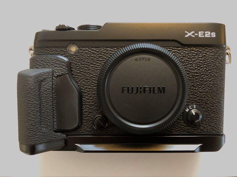 Fujifilm, MHG-XE greb, Perfekt