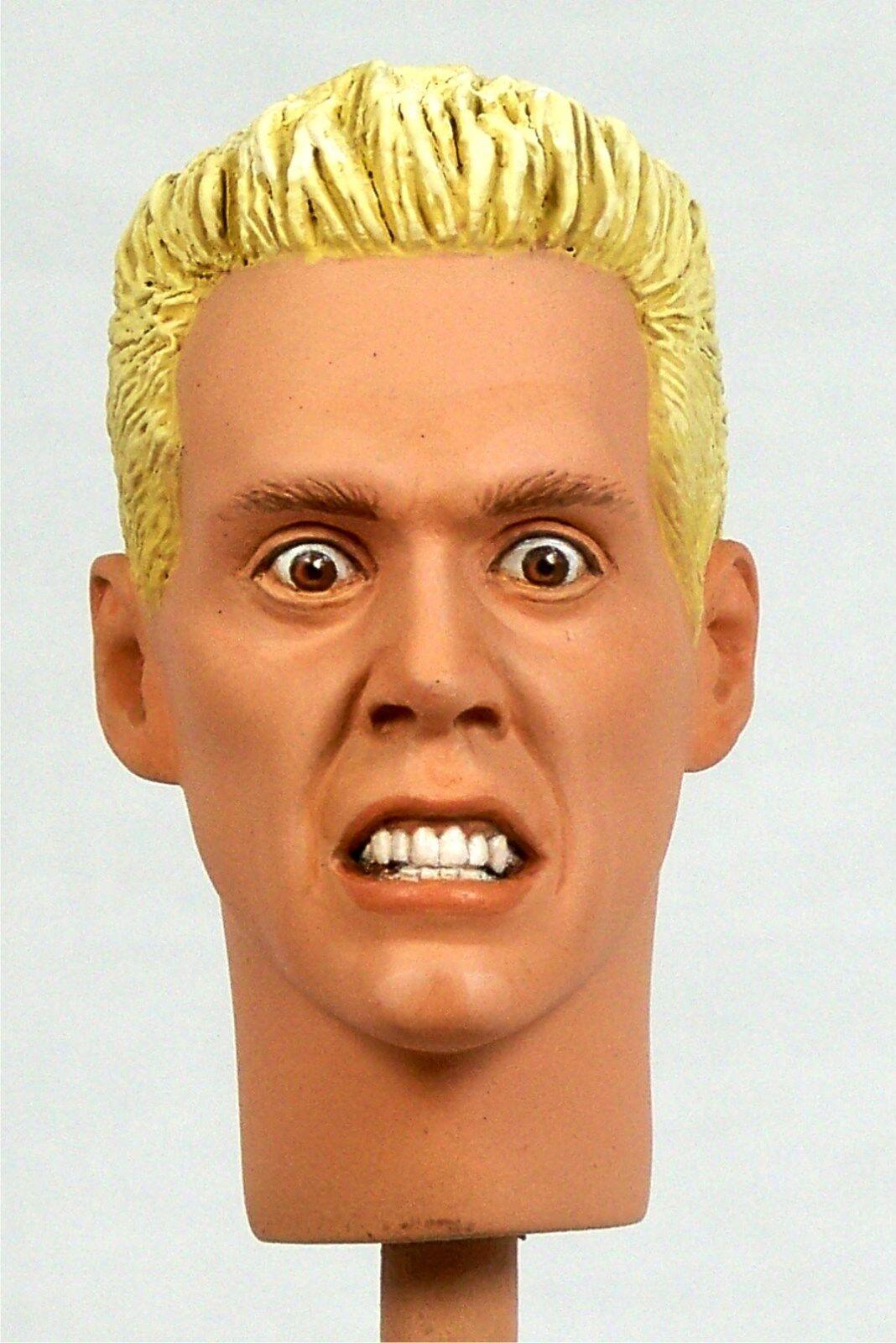 1:6 Custom Head of Steve Bordon as Sting (V2) from Professional Wrestling