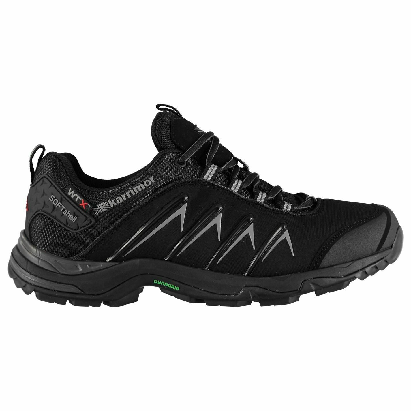 Karrimor Mens Surge Soft Shell WTX Lace Up Outdoors Walking  Hiking shoes  shop online