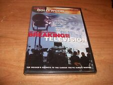 Get Into Hollywood: Breaking Into Television (DVD, 2005) Secrets To Career NEW
