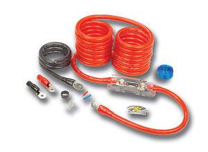 stinger sk4201 1 0 gauge 4000 watt car amp power wire amplifier rh ebay com Legacy 4000 Watt Amp 4000 Watt Lanzar Amp
