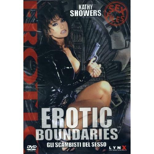 Erotic Boundaries - DVD Film Ex-Noleggio