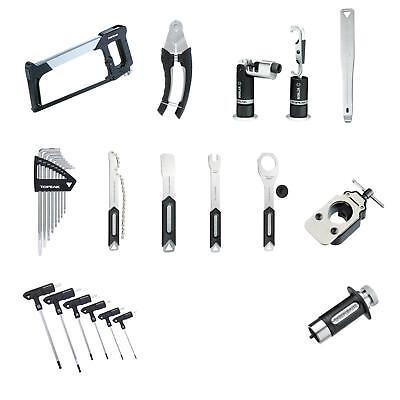 Topeak Multi Funzione Strumento Mini Multi Tool Stick Saw Set Torx Officina Sega-