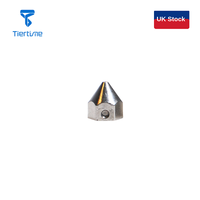 Parts & Accessories Uk Stock Practical Tiertime 0.4mm Steel Nozzle For Up Box+/up 300 3d Printers & Supplies