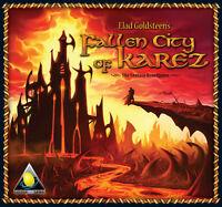 Fallen City Of Karez Board Game