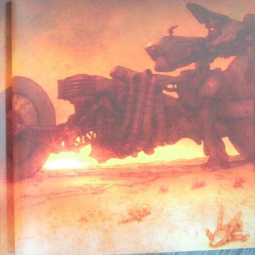 HYPER WEAPON 2008 MAKOTO KOBAYASHI Art Works Illustration Book *