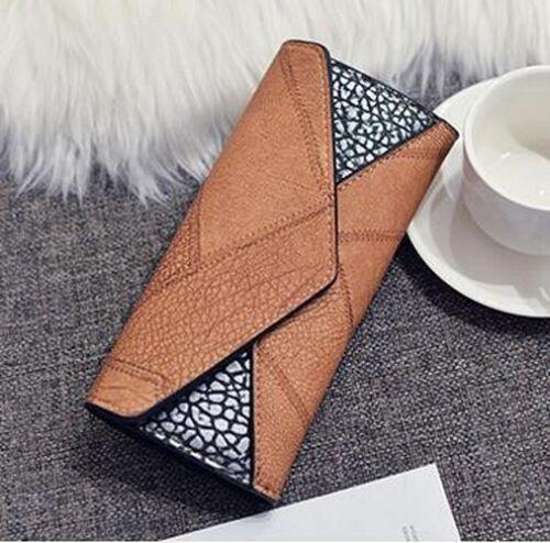 Short Matte Lady Wallet Women Vintage Luxury Wallets With Zipper Card Holers New