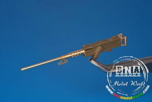 RB Model 1/48 12,7mm (0,5) Browning M2 Metal Gun Barrel #48B48