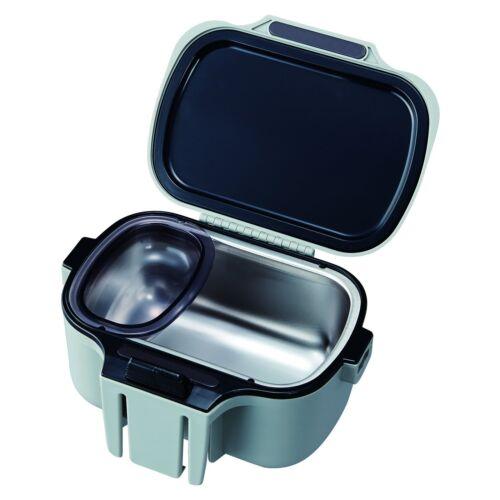 SHIMANO Fishing Thermo Bait Cooler Box Storage Light Gray