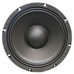 SEISMIC-AUDIO-8-034-Bass-Guitar-Raw-WOOFER-Speaker-Driver-Replacement-Pro-Audio