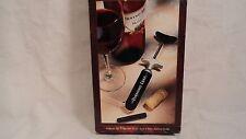 Turning Leaf TL19102BK  Wine Air Pressure Cork Popper