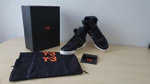 Details zu Adidas Y 3 YOHJI YAMAMOTO HAYWORTH G54056 Hi Sneakers Schuhe 11 = 46
