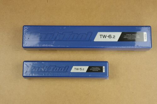 Park Tool TW-6.2 or TW-5.2 Click Type Ratcheting Torque Wrench 3//8-Inch Drive