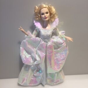 Disney Mattel Cinderella Fairy Godmother Barbie Bambola Film Helena Bonham Carter