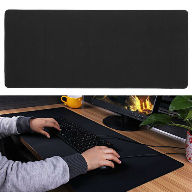 Extra Large XL Gaming Mouse Pad Mat pour PC Ordinateur Portable MacBook Anti-Dérapant 60cm*30cm