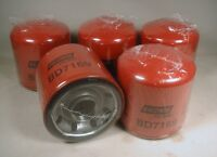 Isuzu Npr Nrr Nqr Oil Filter - 1999 2015 Baldwin Qty 5