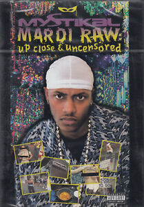 Mystikal Mystikal Mardi Crudo: Up Close & Uncensored (2001) DVD Nuovo/Sigillato