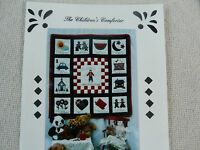 The Children's Comforter Little Brook Collection Religious Themed Kids Quilt