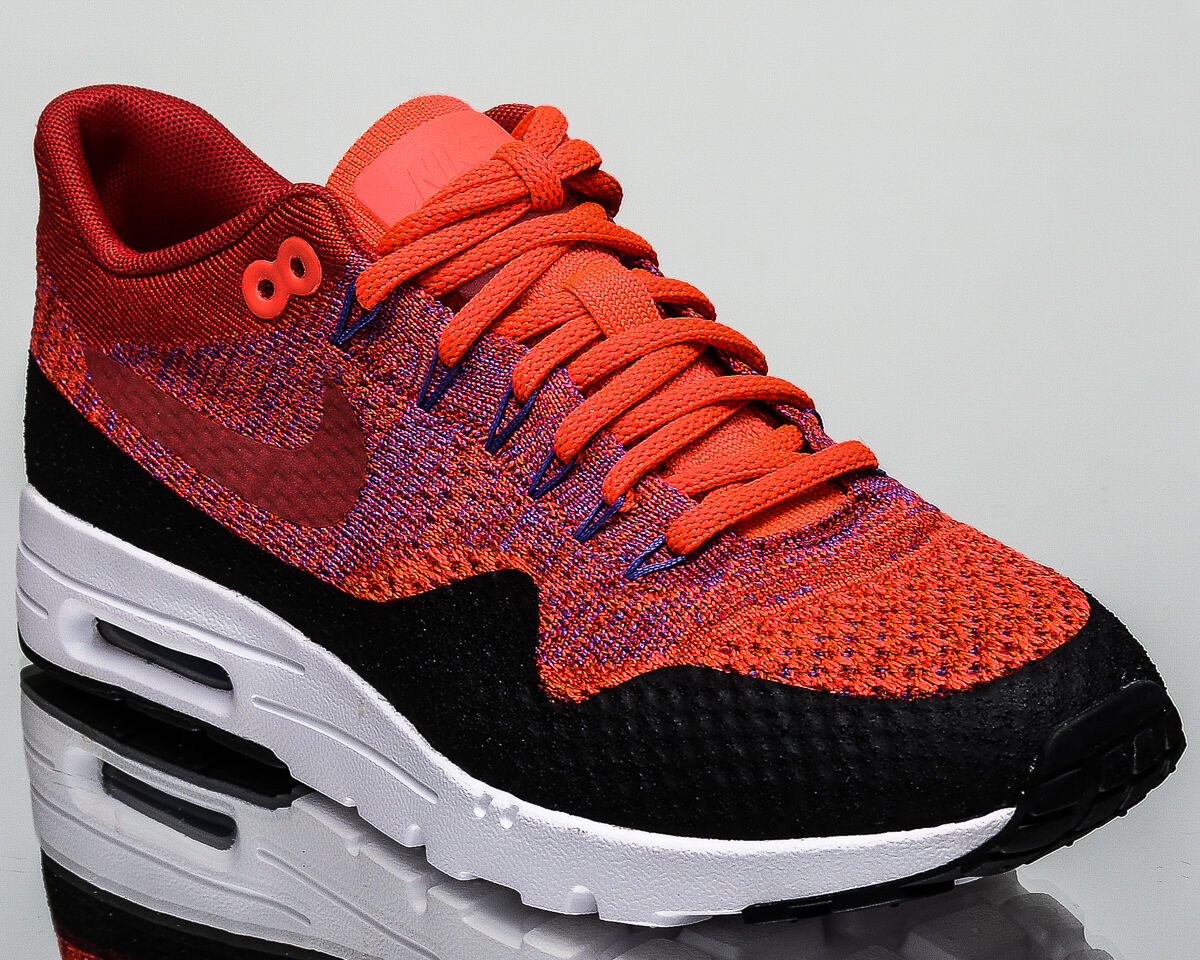 Nike WMNS Air Max 1 Ultra Flyknit women lifestyle sneakers NEW red 859517-600 Seasonal price cuts, discount benefits