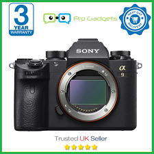 New Sony Alpha a9 24.2MP 4K Fullframe PAL/NTSC Camera - 3 Year Warranty