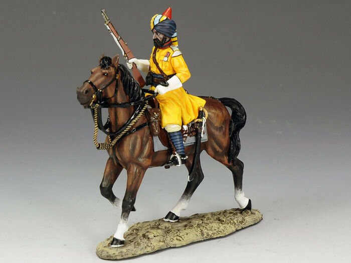 King & Land Sons Of Empire Soe026m Britisch SKINNER'S Pferd Scout MIB    Bestellung willkommen