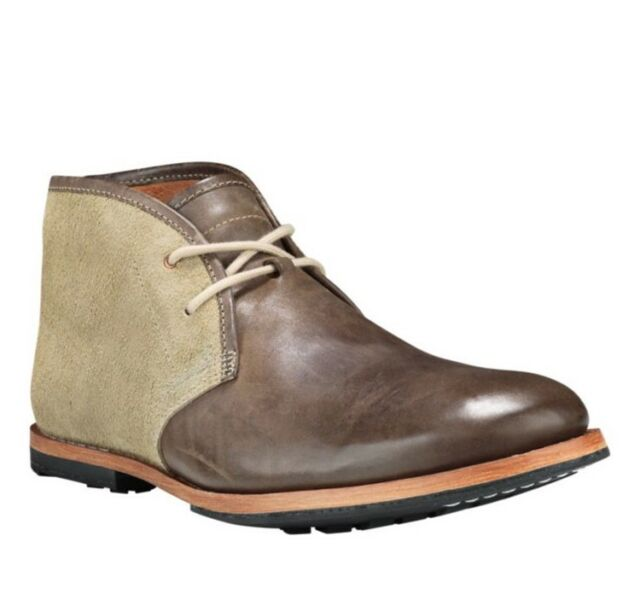 dedf83b09f0d TIMBERLAND MEN S BOOT COMPANY® WODEHOUSE CHUKKA SHOES STYLE A1QKJ242 SIZE 9