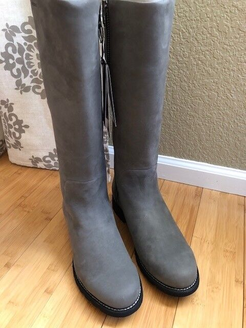 great discount sale modern and elegant in fashion latest design Ariat Women's Clara H20 Knee High Boot 8.5 B Storm Full Grain Leather NIB