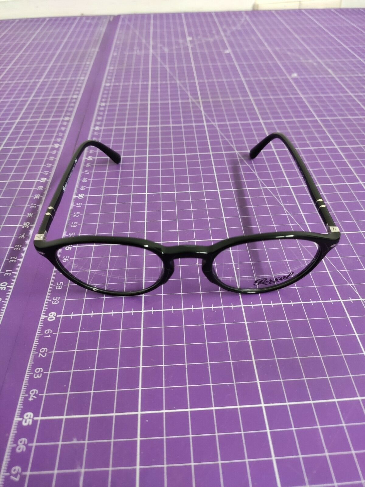 Persol 3218V 95 - 51 21 145 Schwarz Brillenfassung