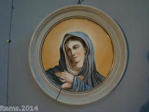 AgréAble A.langlois Peinture Sur Ceramique De Maestricht 1889 Cadre En Bois Laqué Prix De Rue