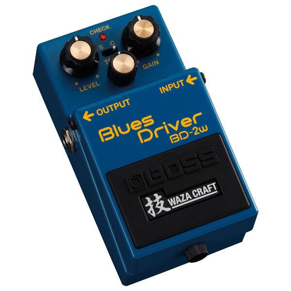 Boss bd-2w azuls Driver waza Craft guitarras efecto dispositivo compacto compacto compacto pedal f213d5