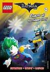 The LEGO Batman Movie: Chaos in Gotham City (Activity Book with Exclusive Batman Minifigure) by Egmont Publishing UK (Paperback, 2017)