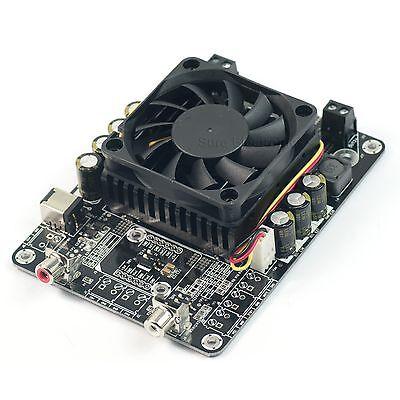2 X 100 Watt 6 Ohm Class D Audio Amplifier Board - TDA7498 100W Stereo Power Amp