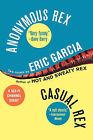 Anonymous Rex/Casual Rex by Eric Garcia (Paperback / softback, 2004)