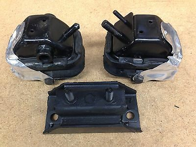 Engine Motor /& Transmission Mount Set 3PCS 5.4L RWD. 2004 for Ford F150 4.6L