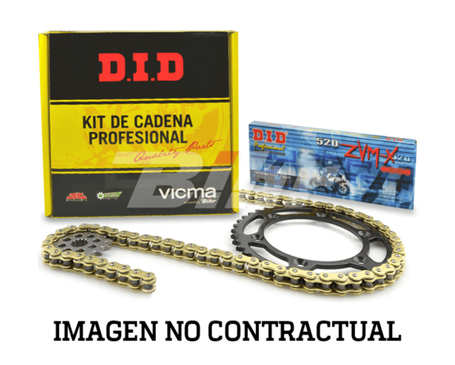 Kit cadena DID 520VX2 (14-50-114)
