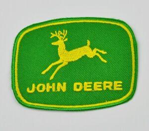 John-Deere-USA-Bugelflicken-gestickter-Aufnaher-Patch-grun