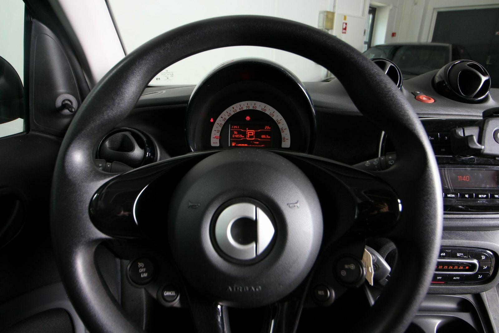 Smart Fortwo Passion aut.