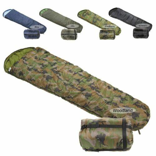 Fox Outdoor momie BW Sac de couchage VACANCES EN CAMPING Army Sac 2 kg