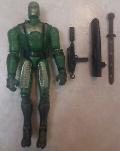 GI JOE VALOR VS VENOM NIGHT CREEEPER FIGURE 2004