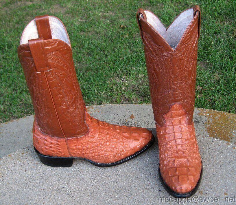 Cowboys Western botas Hombre 7' 5 M