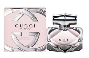 Gucci Bamboo By Gucci Eau De Parfum Spray 75ml25oz New In Box Ebay