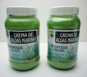 Algas marinas para adelgazar crema