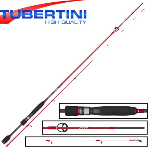 Forellenrute Tubertini Cobra Rute 2,40m 1,5-7,5g Ultra Light Rute Spoonrute