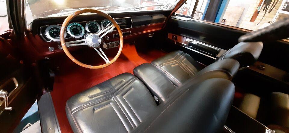 Dodge Charger, Benzin, 1967